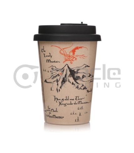 Lord of the Rings Eco Travel Mug (Rice Husk)