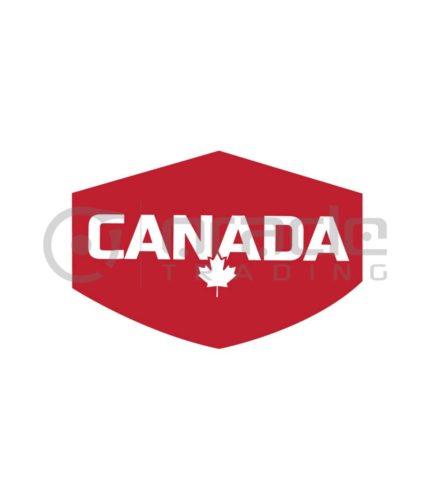Canada Face Mask - Red (Premium)