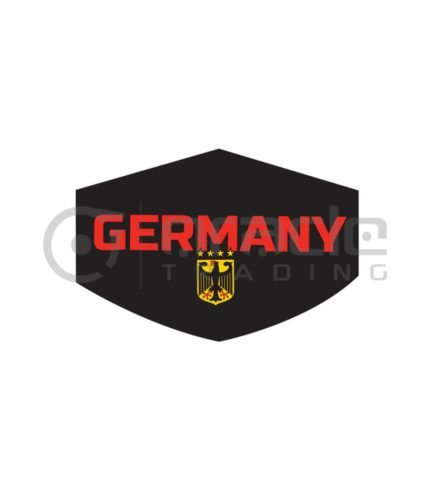 Germany Face Mask - Bold (Premium)