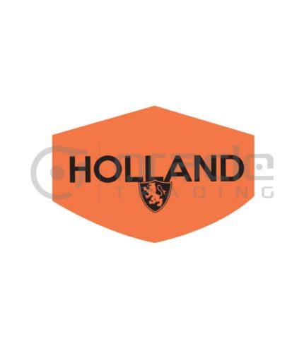 Holland Face Mask - Orange (Premium)