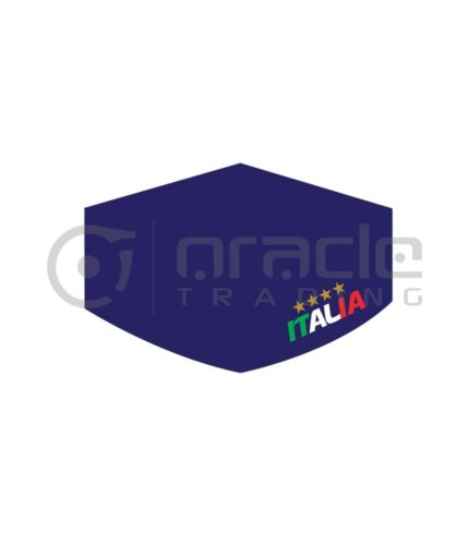 Italy Face Mask - Navy (Premium)