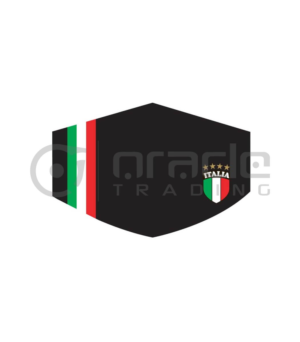 Italy Face Mask - Stripes (Premium)