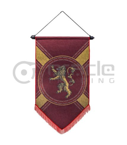 Game of Thrones Lannister Felt Banner