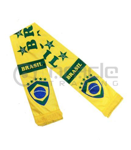 Brazil Fleece Scarf