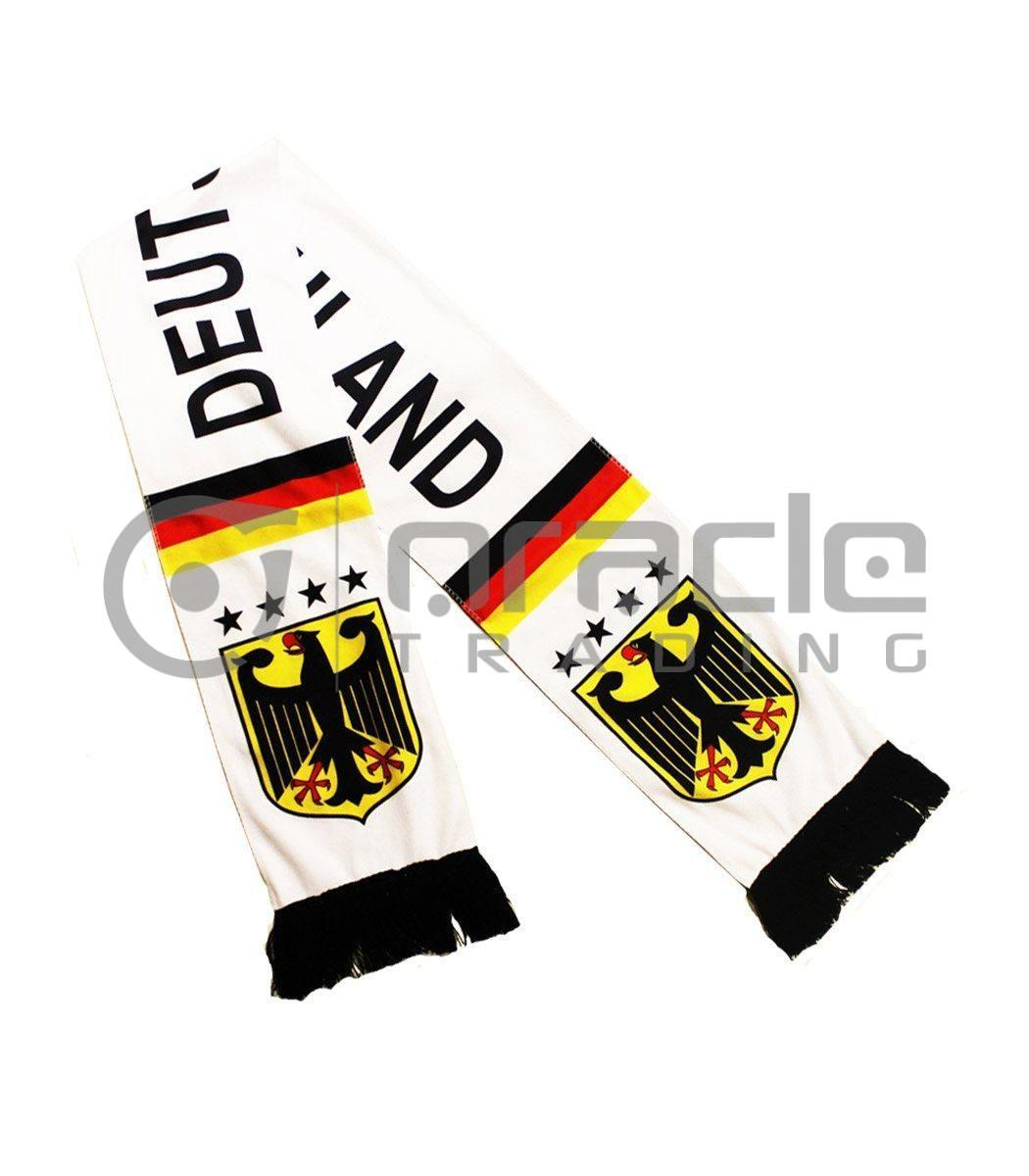Germany Fleece Scarf