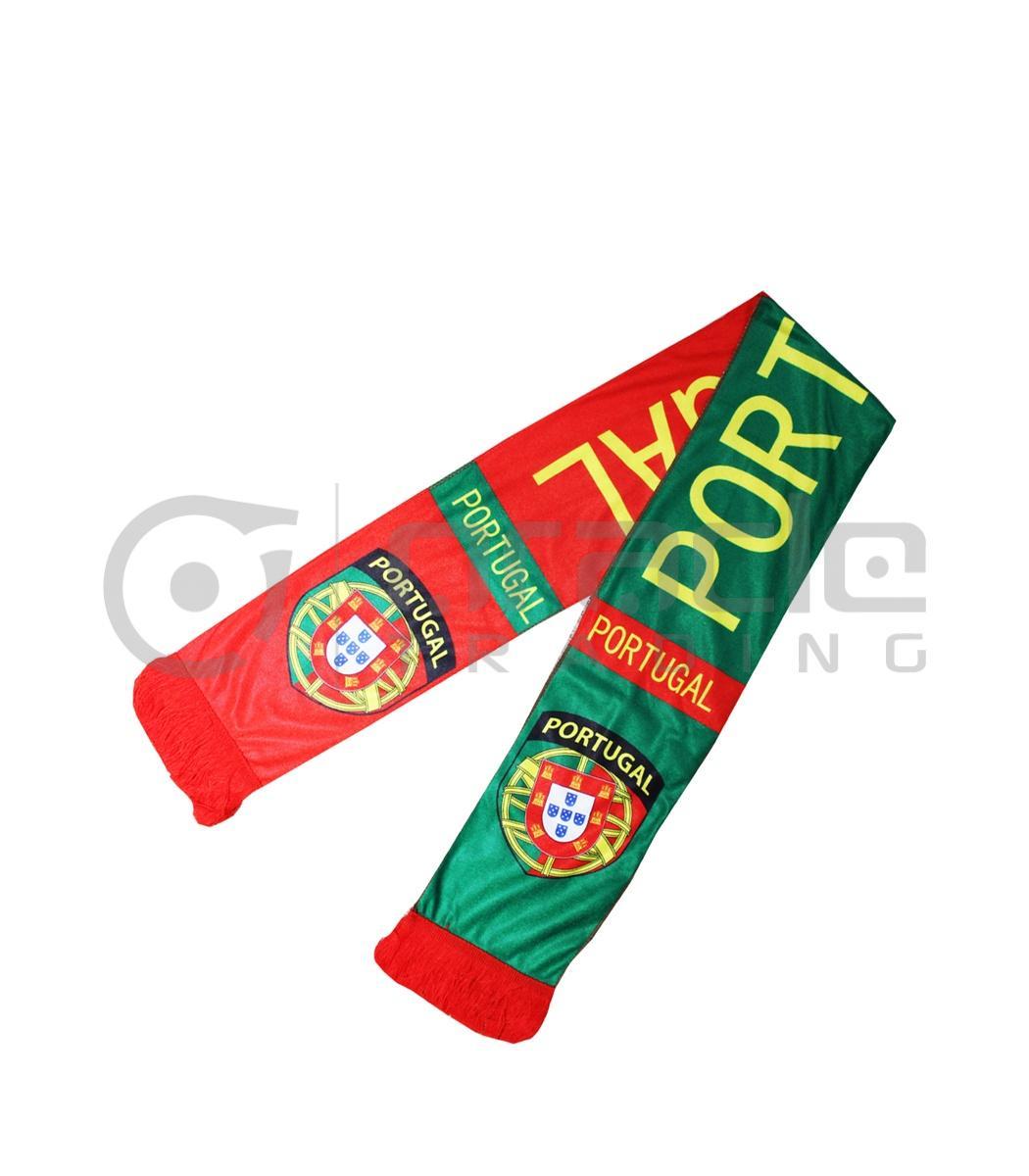 Portugal Fleece Scarf