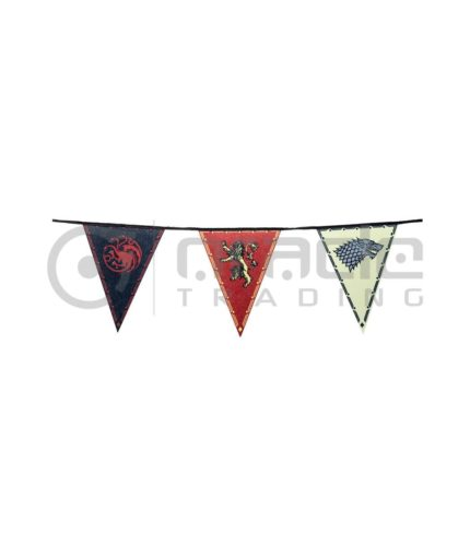 Game of Thrones Felt Party Banner