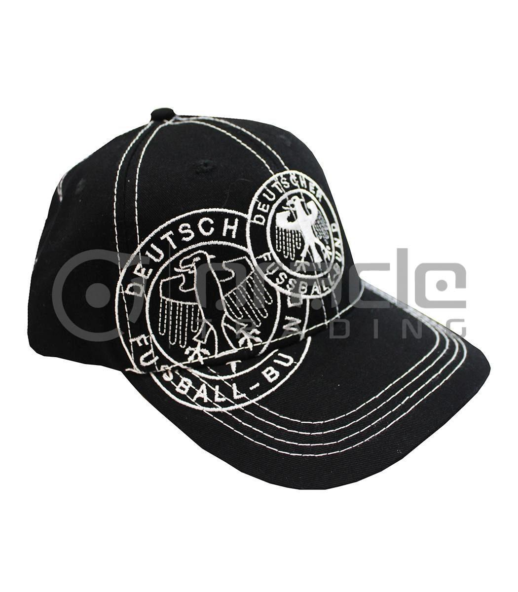 Germany Double Logo Hat