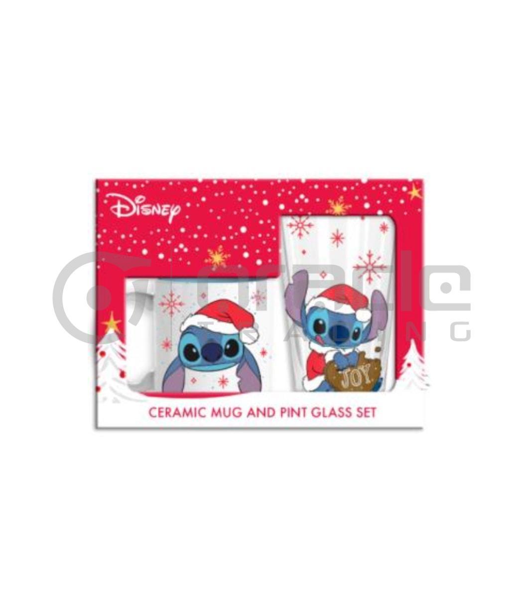 Lilo & Stitch Santa Hats Gift Set