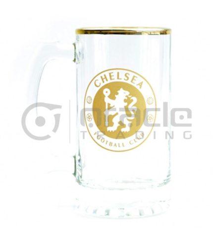 Chelsea Gold Beer Stein