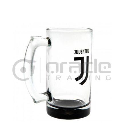 Juventus Gold Beer Stein