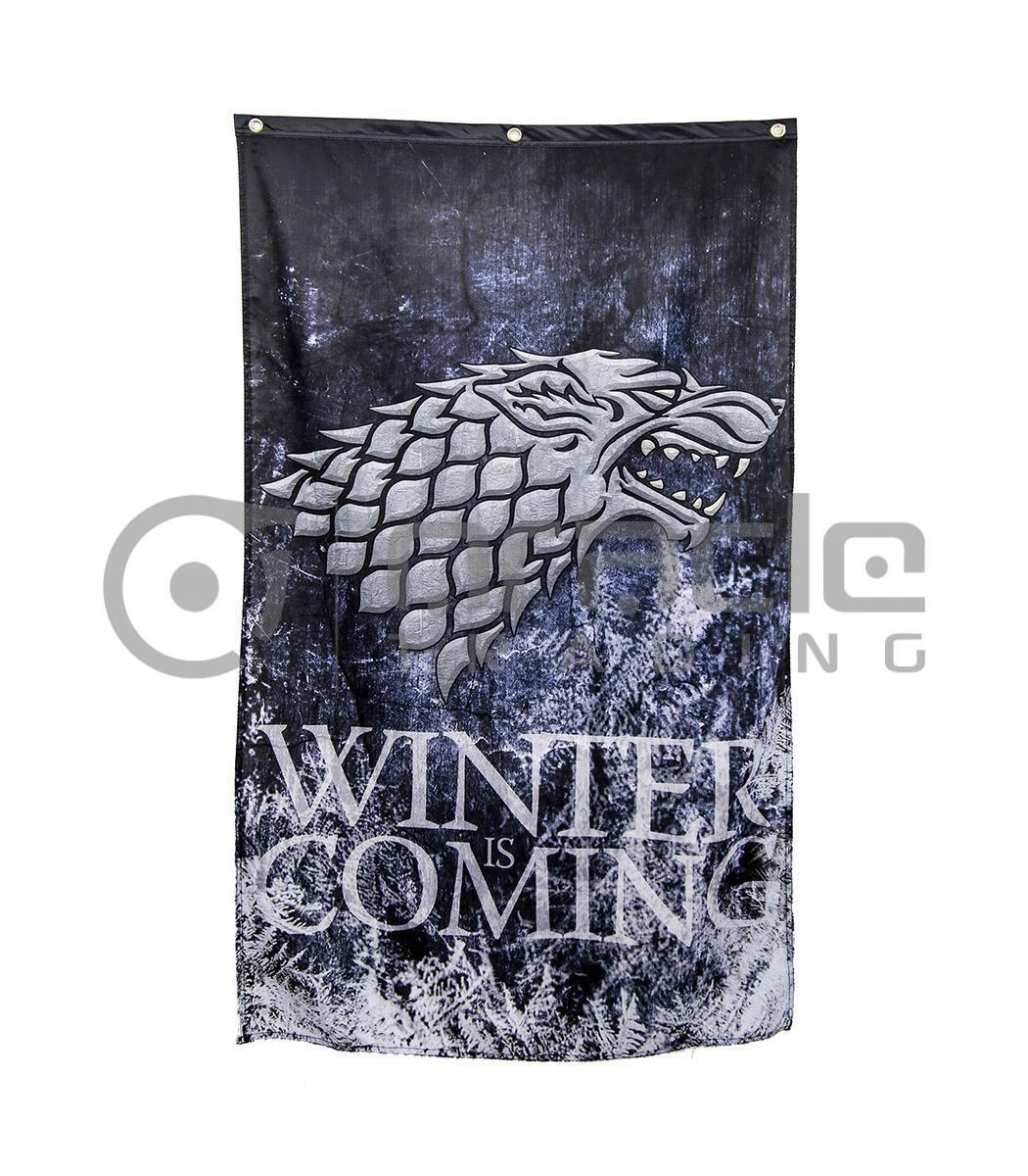 Game of Thrones Winter is Coming Banner
