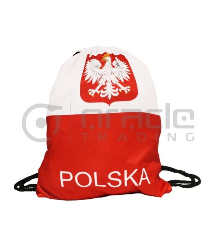 Poland Gym Bag