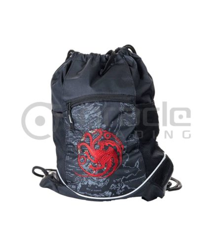Game of Thrones Targaryen Gym Bag
