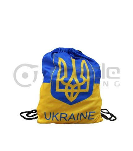 Ukraine Gym Bag