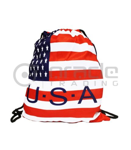 USA Gym Bag