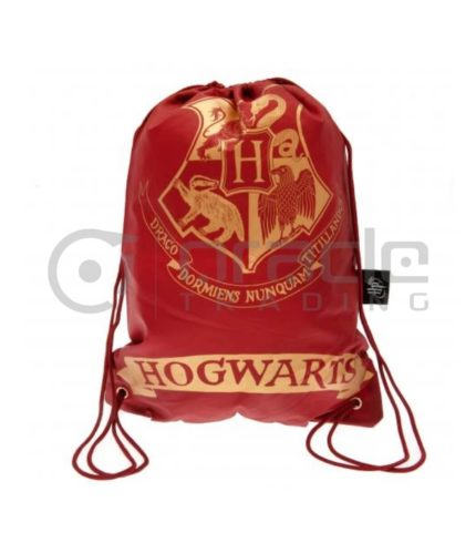 Harry Potter Gym Bag - Hogwarts