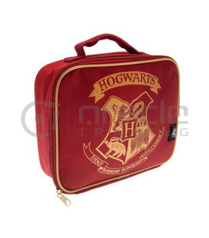 Harry Potter Lunch Bag - Hogwarts (Red)