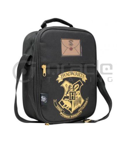 Harry Potter 2-Pocket Lunch Bag - Hogwarts
