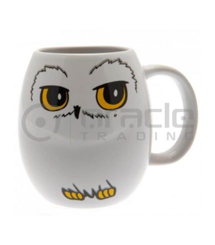 Harry Potter Oval Shaped Mug - Hedwig Owl