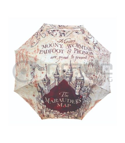 Harry Potter Umbrella - Full Size - Marauders Map