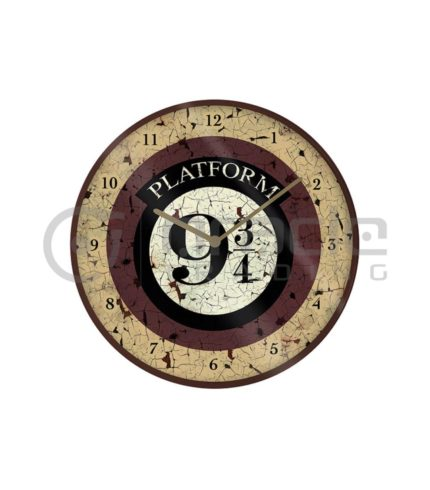 Harry Potter Wall Clock