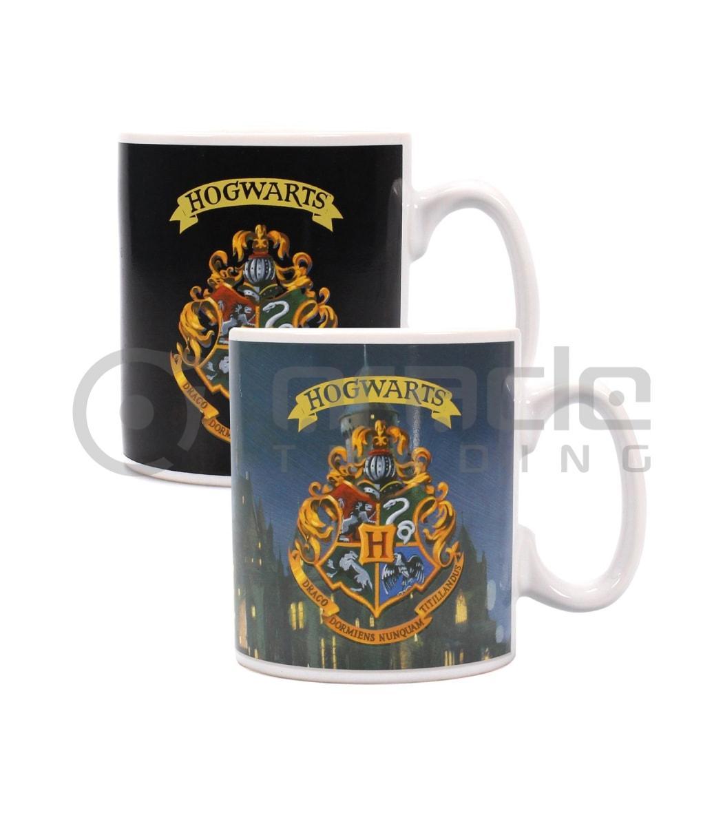 Harry Potter Heat Reveal Mug - Hogwarts Castle