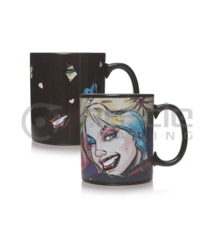 Harley Quinn Heat Reveal Mug