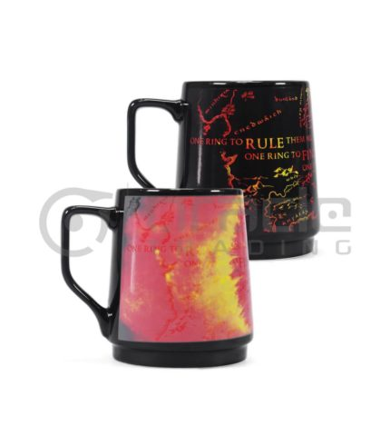 Lord of the Rings Heat Reveal Tankard - Eye of Sauron