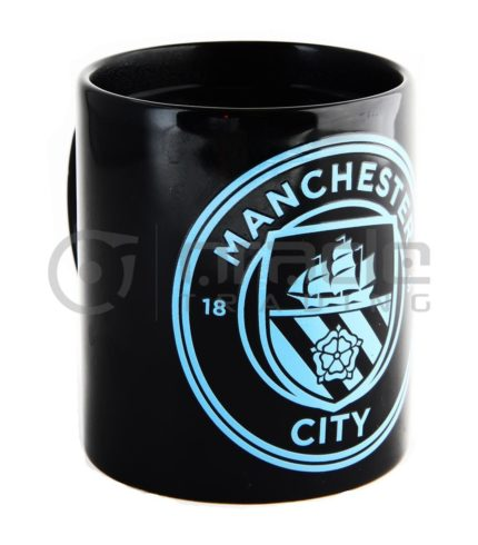 Manchester City Heat Reveal Mug (Boxed)