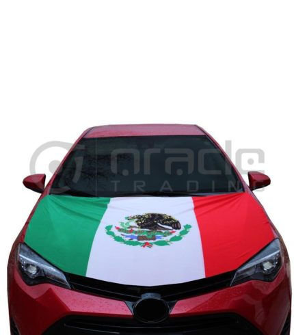 Mexico Hood Cover