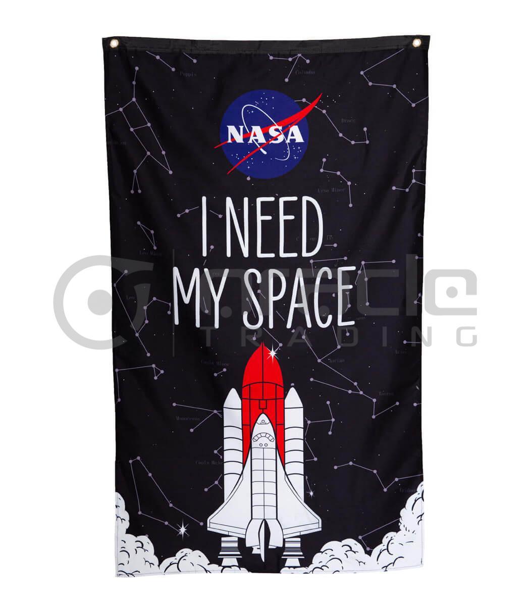 NASA Banner - I Need My Space