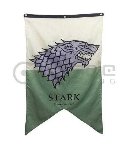 Game of Thrones Stark Indoor Banner