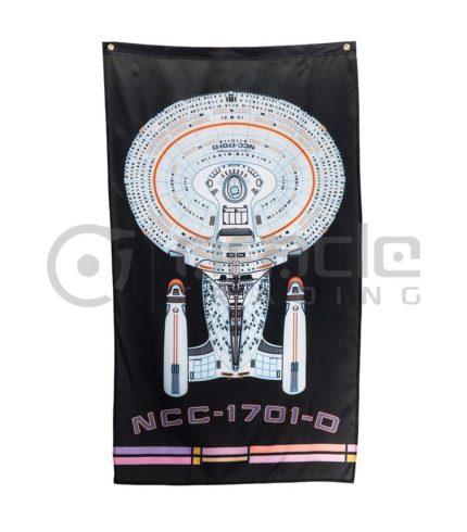 Star Trek Banner - USS Enterprise