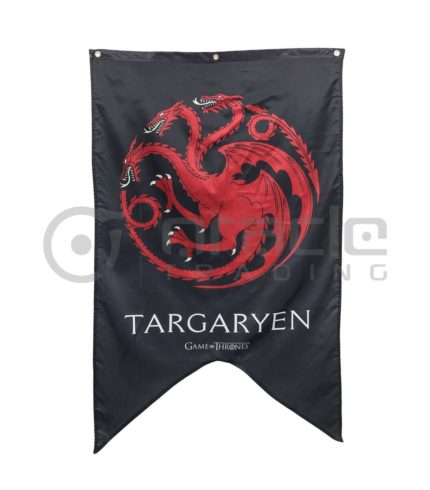 Game of Thrones Targaryen Indoor Banner