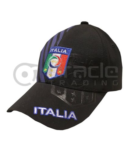 Italia Flex-Fit Crest Hat