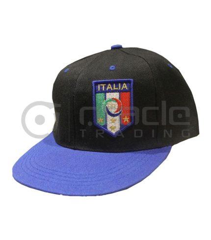Italia Snapback Hat