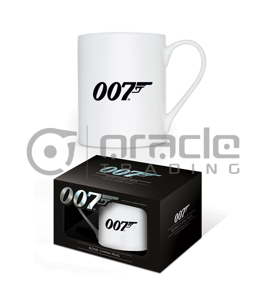 James Bond 007 Logo Bone China Mug