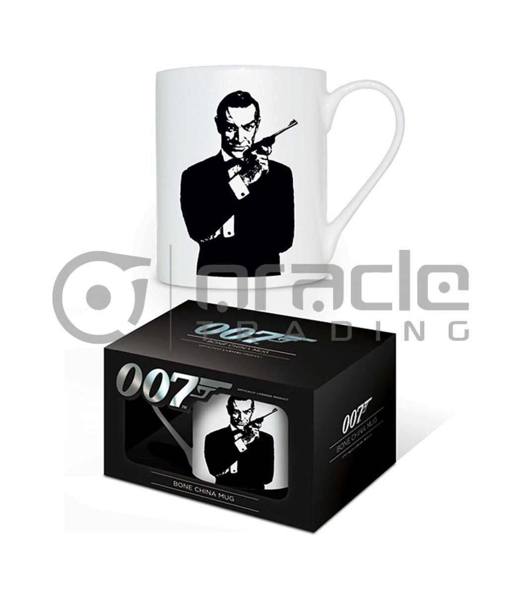 James Bond The Name Is Bone China Mug