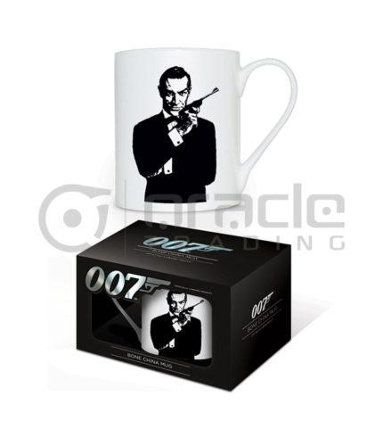 James Bond The Name Is Bone China Mug