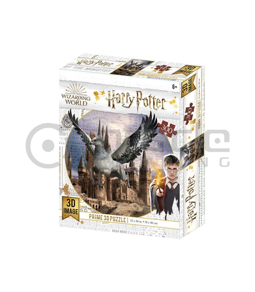Harry Potter Jigsaw Puzzle - Buckbeak