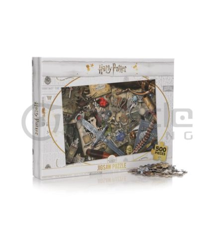 Harry Potter Jigsaw Puzzle - Horcruxes