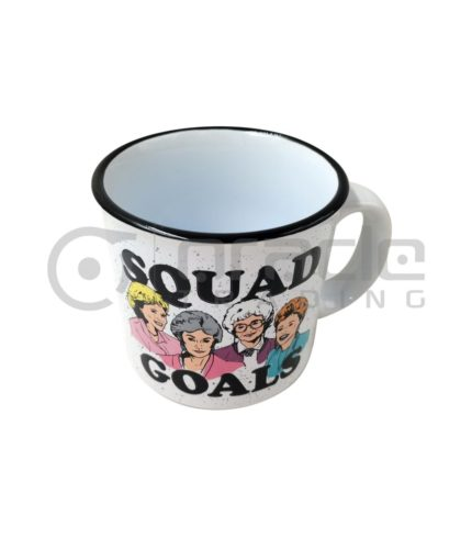 Golden Girls Jumbo Camper Mug - Squad Goals