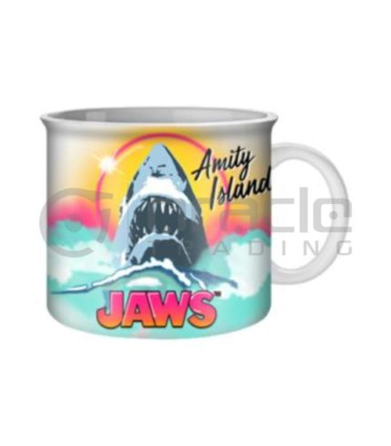 Jaws Jumbo Camper Mug - Sunset