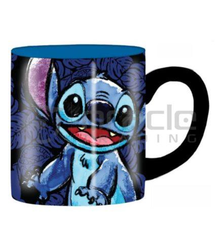 Lilo & Stitch Jumbo Mug - Floral