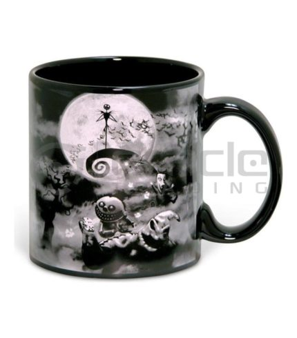 Nightmare Before Christmas Jumbo Mug - Boogeyman