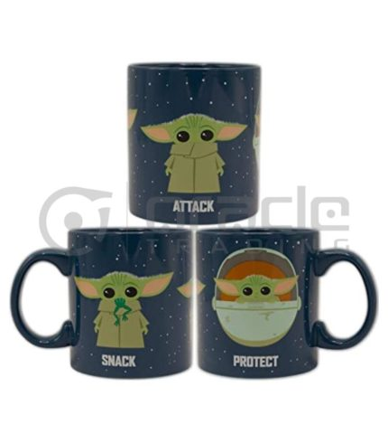 Star Wars: The Mandalorian Jumbo Mug - Snack