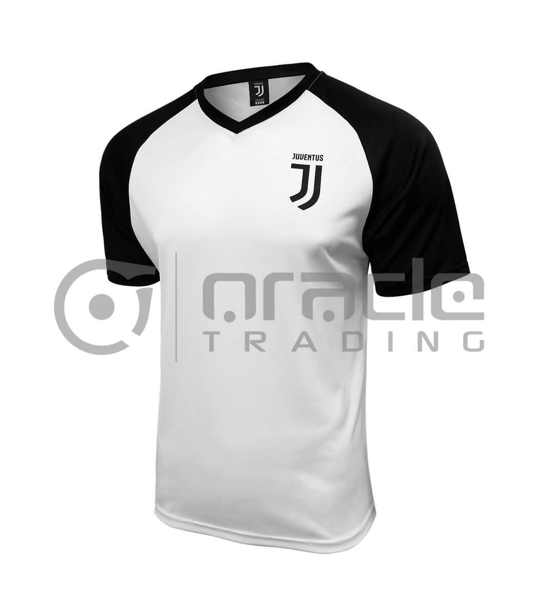 new arrival c2d32 a5dcc Juventus White Soccer Shirt