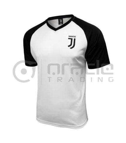 Juventus White Soccer Shirt