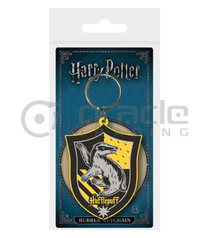 Harry Potter Hufflepuff Keychain